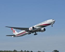 Átadták a 300. Boeing B 777-300ER repülőgépet