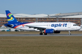 A Spirit Airlines megerősítette 75 A320-asra szóló megrendelését