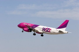 Újabb városba repül a Wizz Air Budapestről
