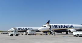Járatot indít Frankfurt-Hahn-ra a Ryanair