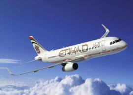 Az Etihad Airways nagy szárnyvégi füleket (sharkleteket) választott új A320-as flottájához