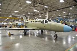 Citation Mustang: 400