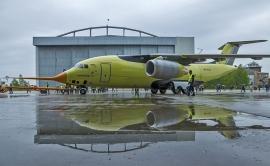 Azerbajdzsán és Kína is vásárol az An–178-asból
