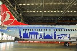 Megérkezett a Turkish Airlines 200. repülőgépe