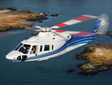 EASA típusalkalmassági az S-76D helikopternek