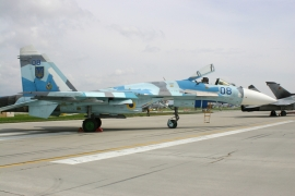 Ukrán légierő leltár – Moszkvából nézve
