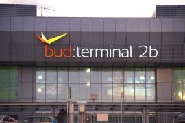BUD: új feliratok a budapesti repülőtér termináljain