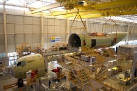 Sevillában megkezdték az A400M második szériapéldányának összeszerelését
