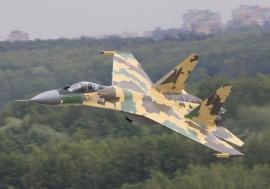 Túl az 500. tesztfelszálláson a Szuhoj Szu–35-ös vadászgépe