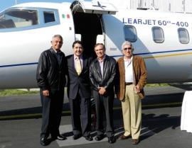 Mexikóba került a 400. Learjet 60-as