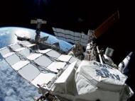 A legutolsó űrrepülőgép az ISS-nél