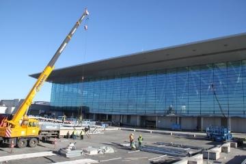 Budapest Airport: egyre szebb a kilátás a SkyCourtból