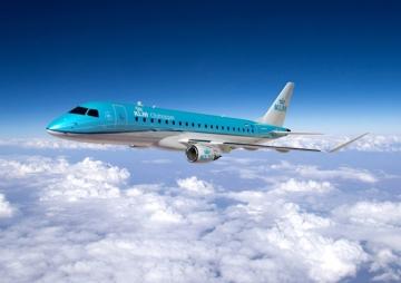 Újabb Embraerek a KLM Cityhoppernek