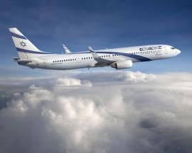 Az ötvenedik Boeing repülőgép az ElAl-nál
