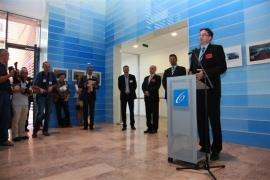 Átadták a HungaroControl új légiforgalmi irányító központjának épületét