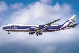 A 100. Átadott B 747-8-as