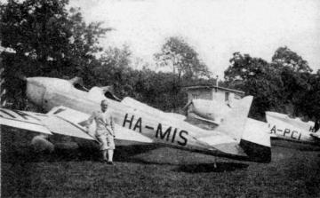 Elfelejtett repülőgépeink - A Klemm 25-ös és 35-ös