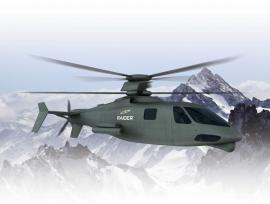Összeállt az S-97 RAIDER új generációs helikopter gyártó csapata