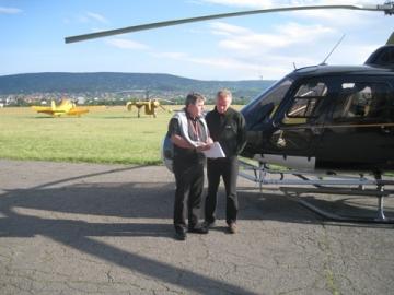 Szigorúan ellenőrzött helikopterek…