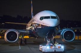 Bemutatták Rentonban az új B 737 MAX 9-est