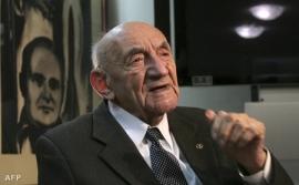 Elhunyt Borisz Csertok akadémikus, orosz rakétatervező