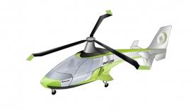Beszáll a kis helikopter üzletbe az osztrák Diamond Aircraft