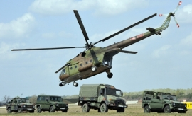 Folytatódik a hadsereg képességeinek fejlesztése