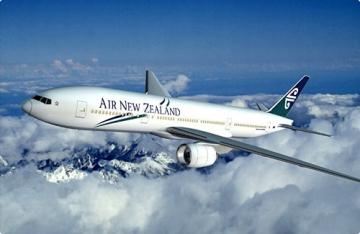 Középföldére viszi a világot az Air New Zealand