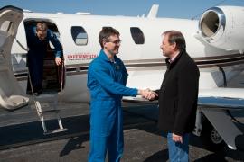 Levegőben az új Cessna Citation M2
