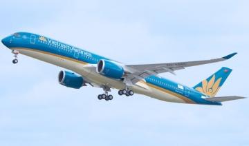 Levegőben a Vietnam Airlines első A350XWB-je