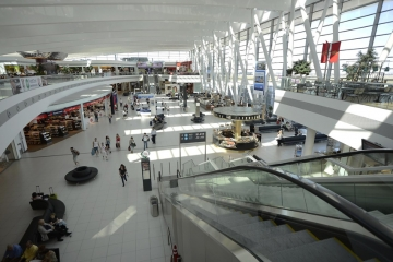 Erősen kezdett idén is a Budapest Liszt Ferenc nemzetközi repülőtér
