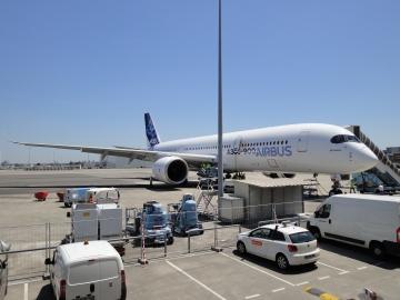 A350XWB lesen Toulouse-ban – Exkluzív