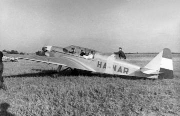 Elfelejtett repülőgépeink - A Zlin XII-es