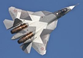Tesztelik az orosz T–50 PAK FA gépágyúját