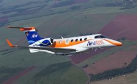 Légimentőké a 100. brazíliai Embraer business jet