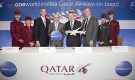 Qatar Airways – csatlakozásra készen a oneworld légiszövetséghez