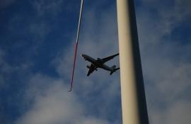 Pilótabarát szélerőművek